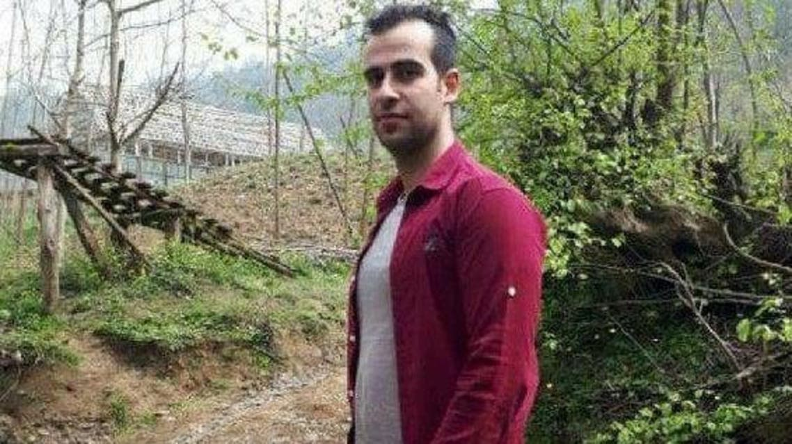 Iranian activists reported that a young man named Reda Awtadi was shot dead by security forces in the Gohor Dasht neighborhood. (Supplied)