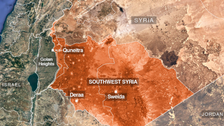 ISIS 'war crime' as 27 hostages still being held in southern Syria