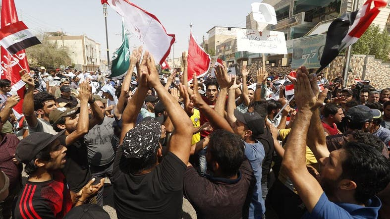 New protests witnessed in Baghdad, other provinces across Iraq
