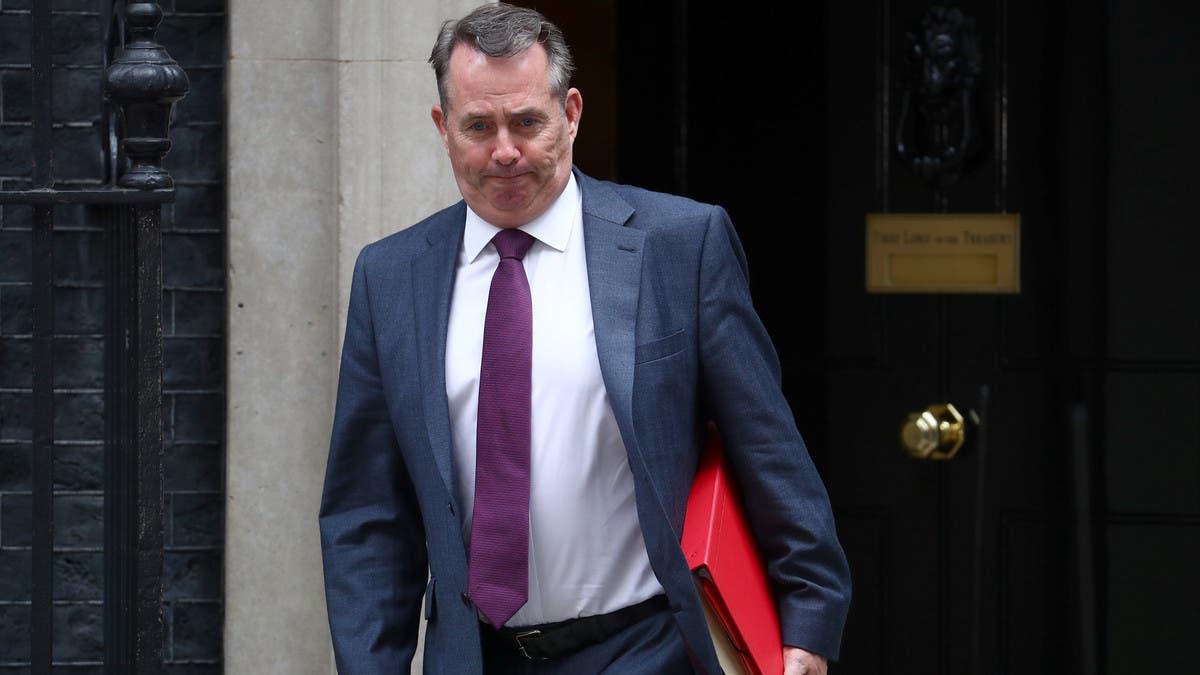 نتيجة بحث الصور عن وزير بريطاني يرجح انسحاب لندن من الاتحاد الأوروبي دون اتفاق