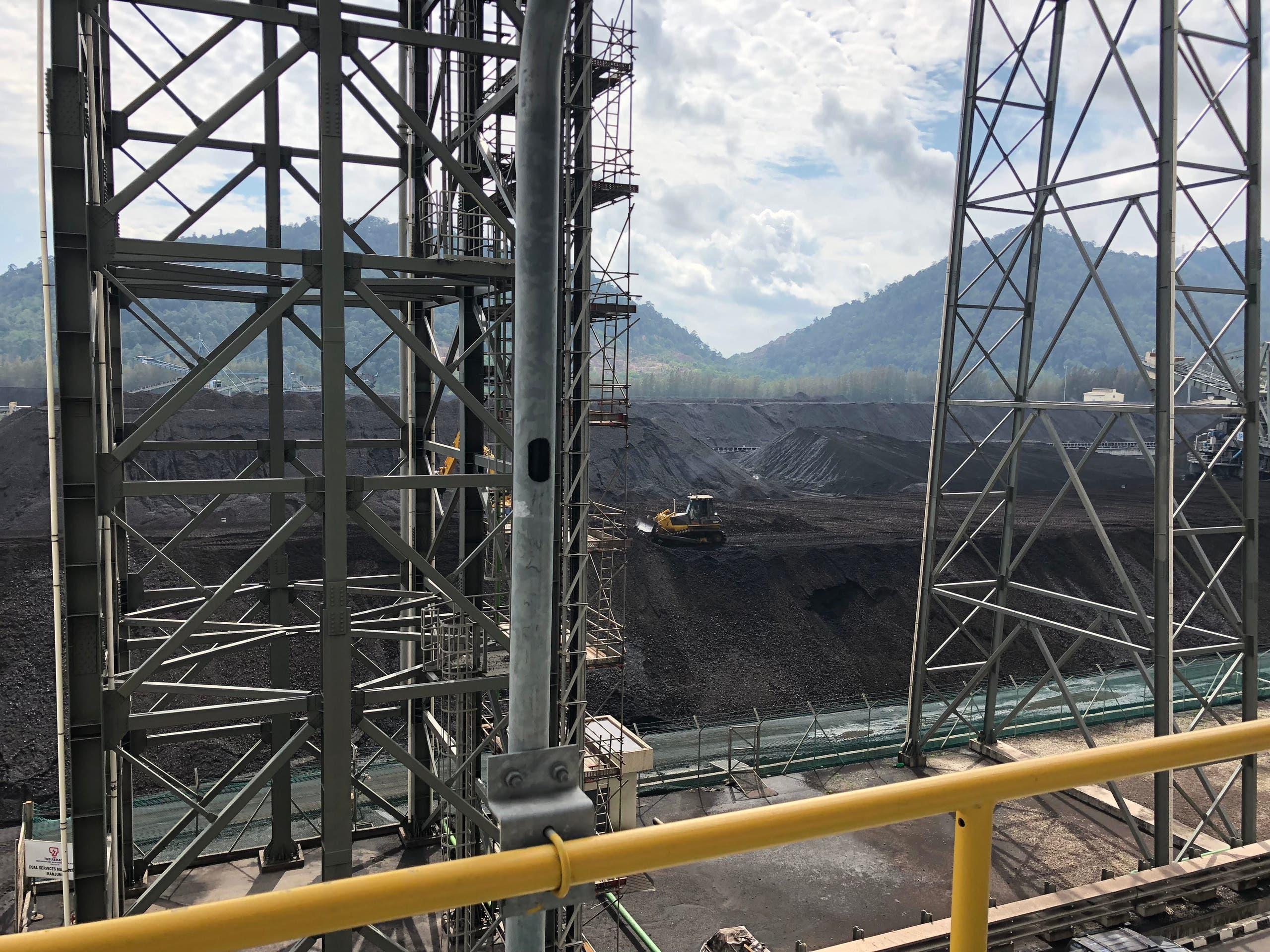 عملية صهر الفحم في مانجانج 4
