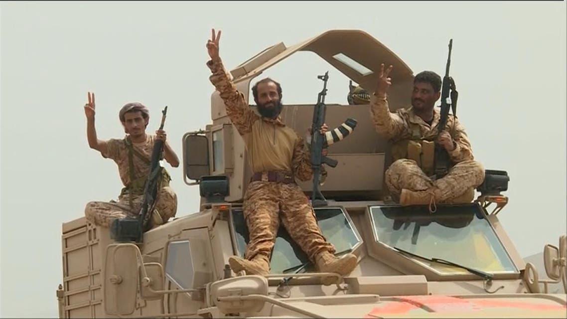 THUMBNAIL_ كاميرا العربية ترافق آلاف الجنود والآليات بانتظار ساعة الصفر لتحرير حرض