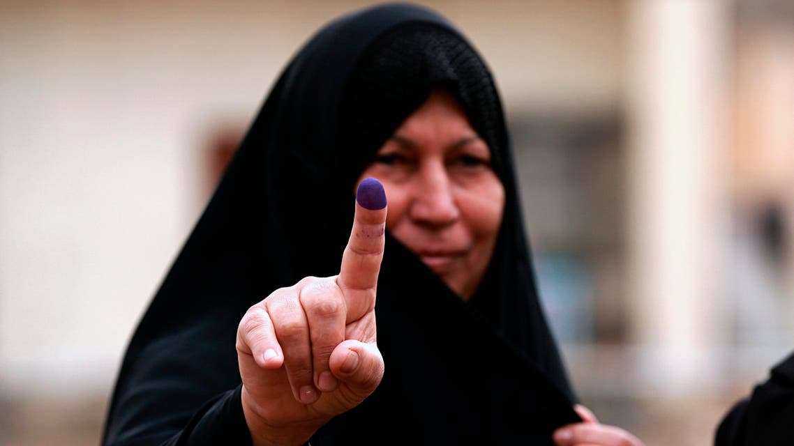 Iraq vote. (AP)