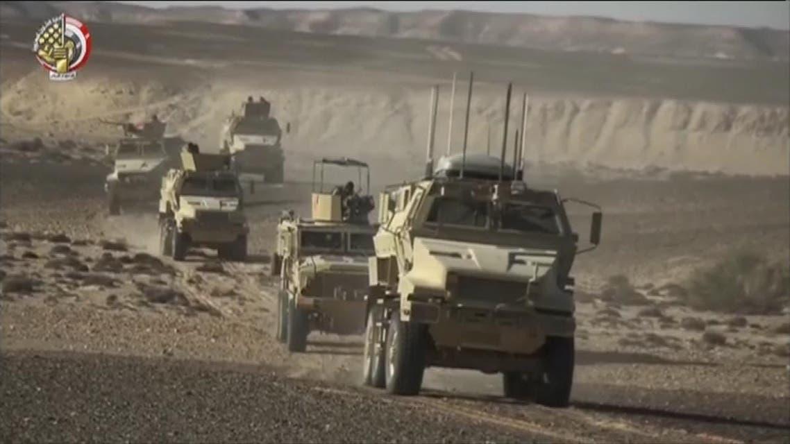 THUMBNAIL_ مكاسب ميدانية للجيش المصري في سيناء