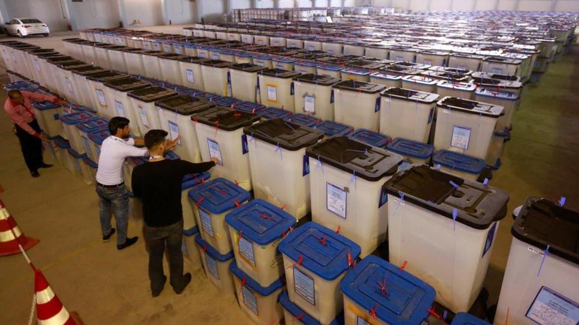 Iraq elections Reuters