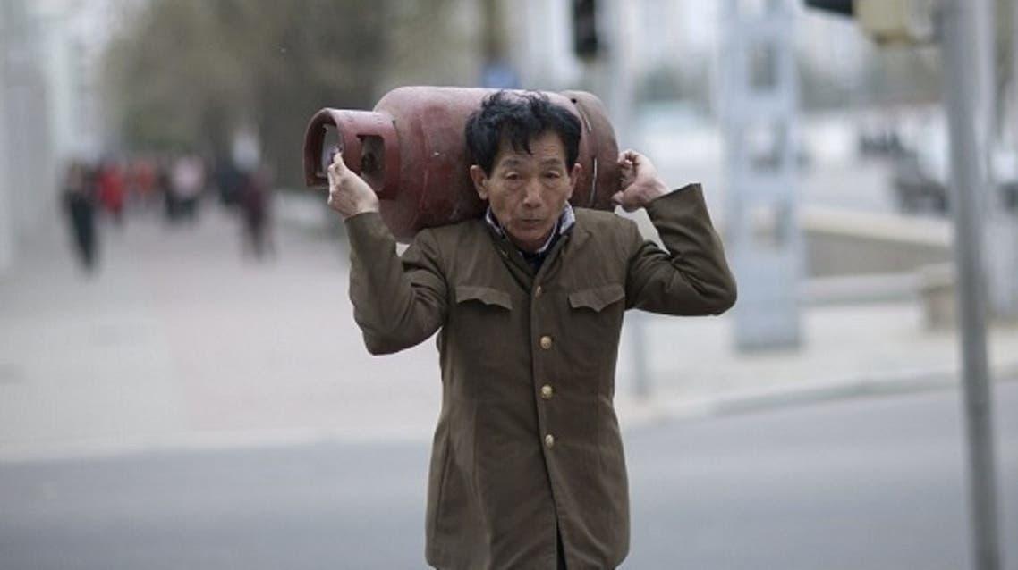 مواطن كوري شمالي