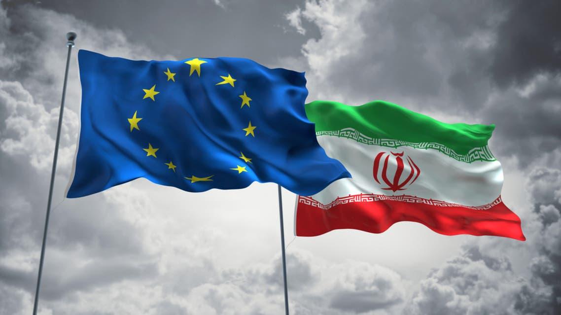 أوروبا إيران