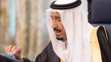 Saudi king orders hosting of 1,000 pilgrims from families of slain Egypt forces