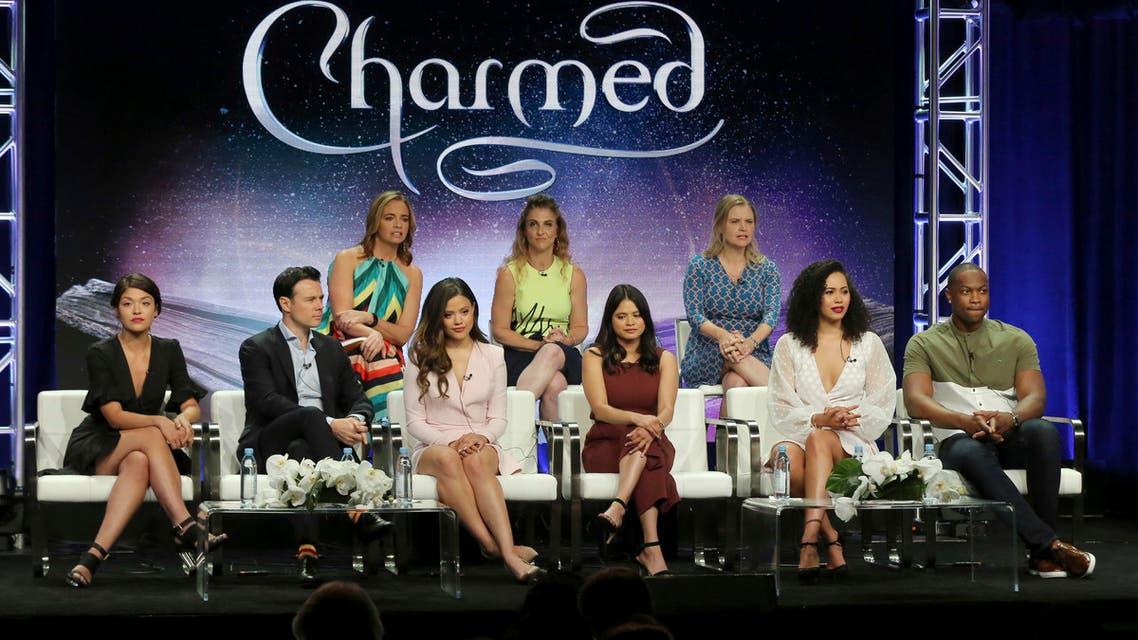 Charmed series reboot. (AP)