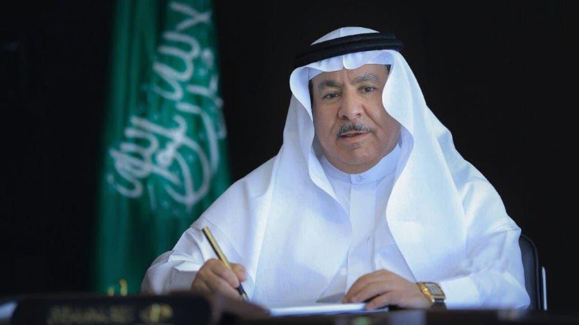 Faisal bin Abdulrahman bin Muaammar, the supervisor general of the King Abdulaziz Public Library. (Supplied)