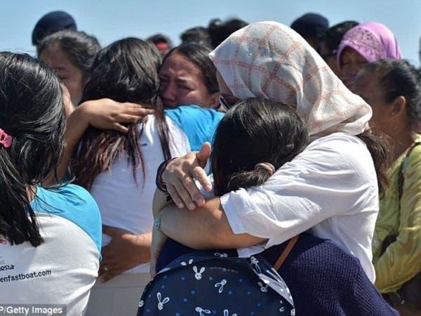 نجم كروي شهير عاش مع عائلته لحظات رعب زلزال إندونيسيا