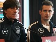 كلوزه يؤيد بقاء لوف مدرباً لمنتخب ألمانيا