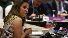 Experts point to Ottawa's diplomatic blunders under Chrystia Freeland