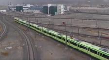 WATCH: How Saudi Arabia's first high-speed train is helping Hajj pilgrims