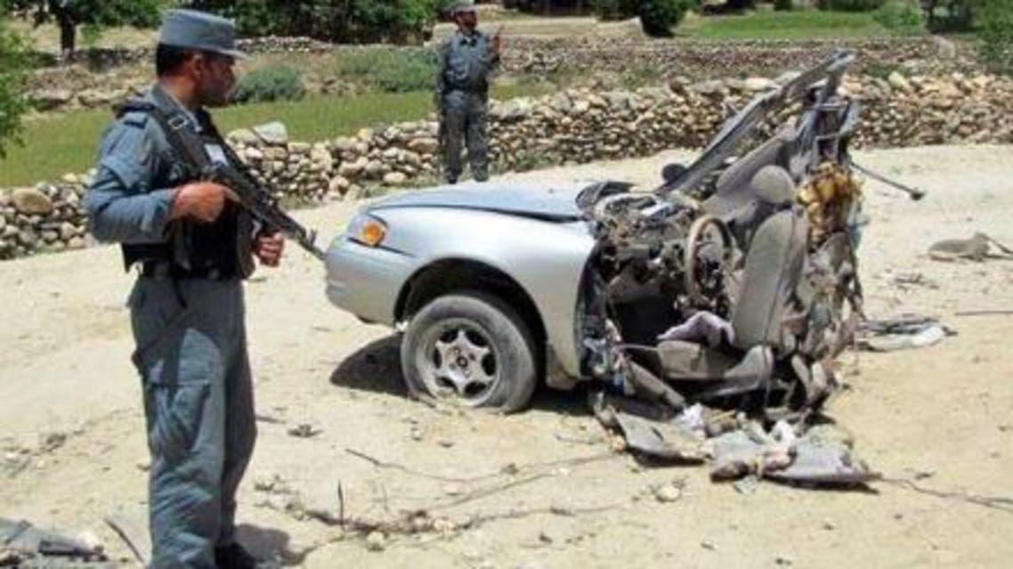 8 تن در انفجار ماین در بلخ افغانستان کشته شدند