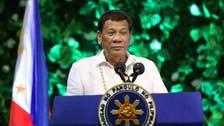 رئيس الفلبين يعترف: تحرّشت بعاملة منزلية حين كنت مراهقا