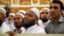 مسجد نبوی میں روضہ مبارک پر جذباتی ایمانی مناظر