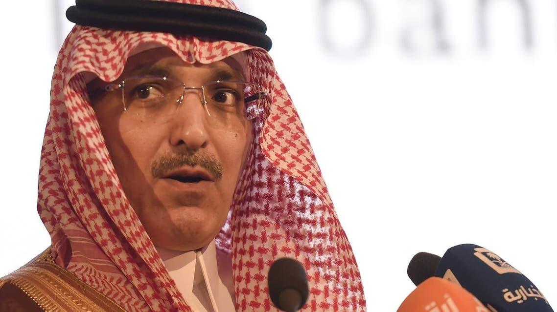 saudi finance minister al jadaan (AFP)