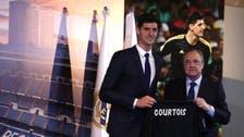 كورتوا: حققت حلم الطفولة بارتداء شعار ريال مدريد