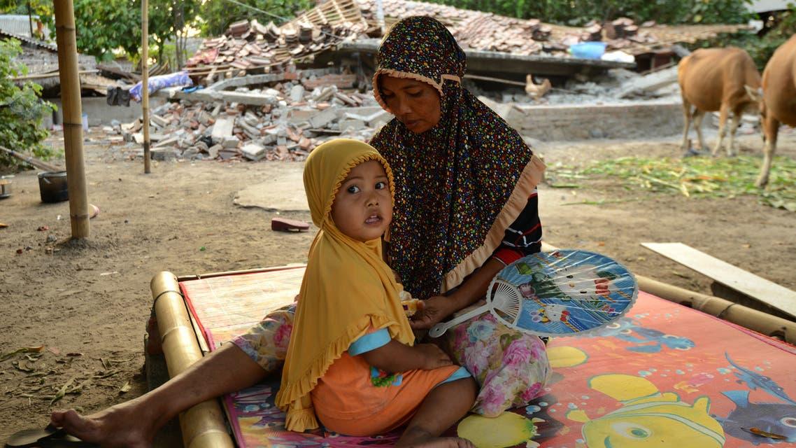زلزال إندونيسيا المدمر1