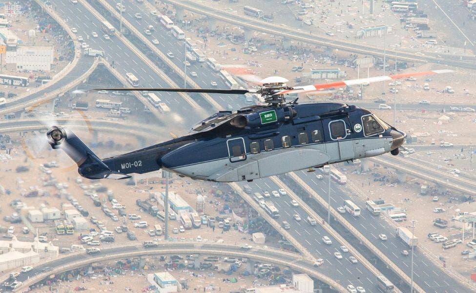 saudi aviation hajj. (SPA)