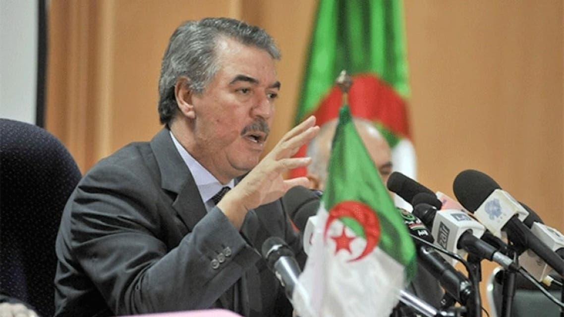 Algeria education minister hajjar. (Supplied)