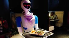 'Robot waiters' serving food, obliging with selfies, in India