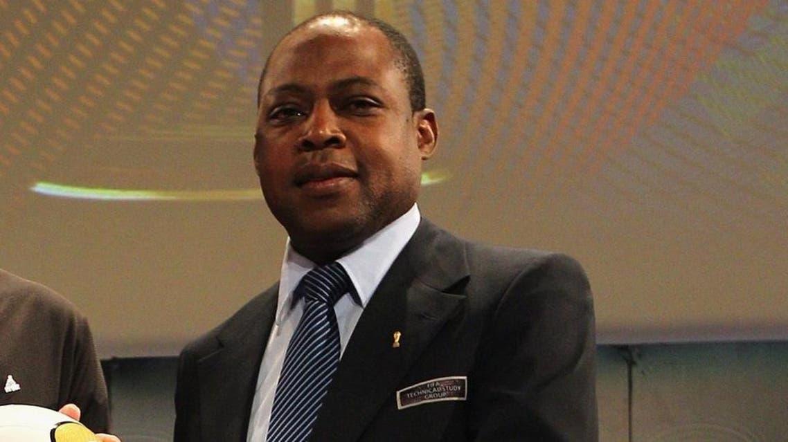 Former football player Kalusha Bwalya of Zambia (Screen grab)