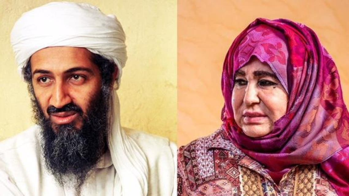 Osama and his mother. (Supplied)