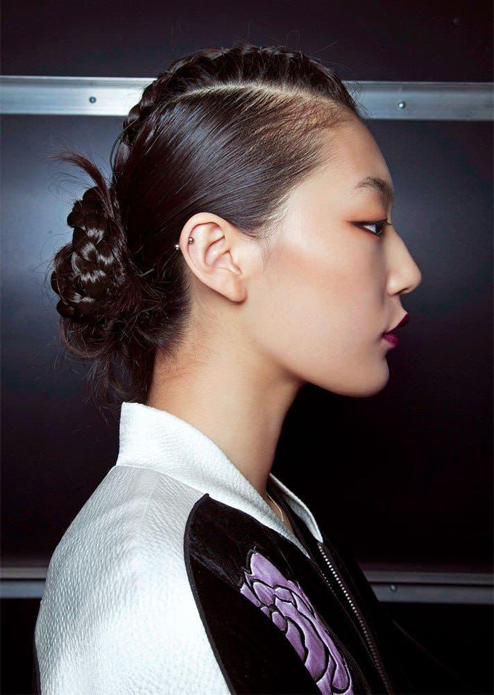bc37c80a e973 41a1 8884 f06de1837463 كيف تسرحين شعرك الأشعث؟ أفضل تسريحات يوصي بها خبراء الجمال؟