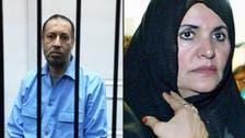 بیٹے کی رہائی میں ٹال مٹول پرقذافی کی بیوہ کی 'یو این' میں شکایت