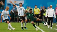 Nigerian footballer Ahmed Musa overwhelmed by 'amazing reception' in Riyadh