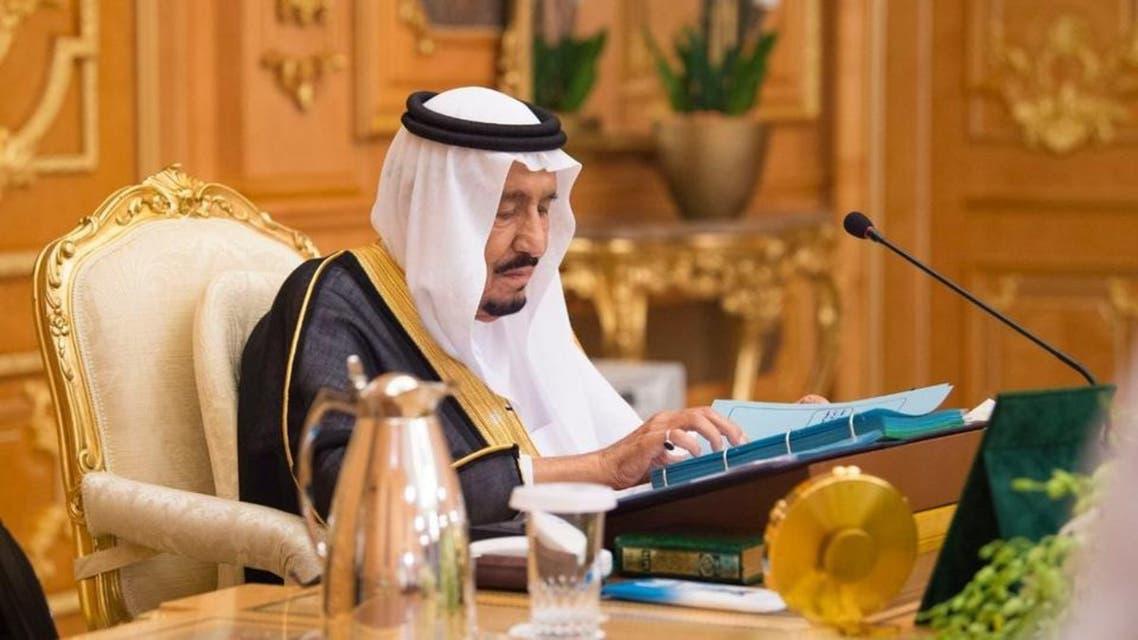 ملک سلمان پادشاه سعودی