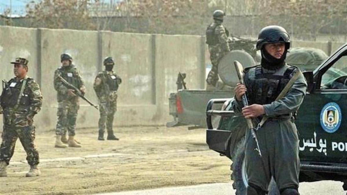 از حمله گروهی طالبان بر پاسگاههای امنیتی در کابل جلوگیری شد