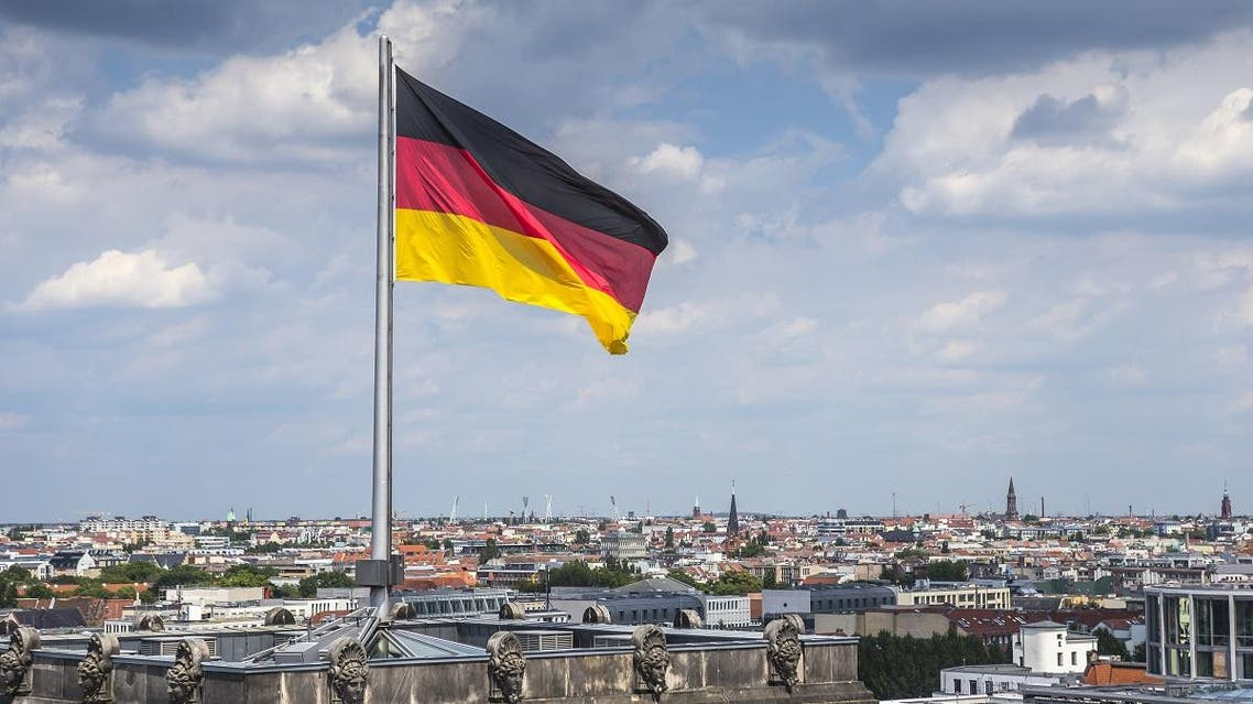 Germany flag (Shutterstock)