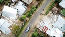 Death toll from Indonesia island quake nears 400