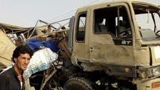 ڈیرہ اسماعیل خان' ایف سی کے ٹرک اور مسافر بس میں تصادم،  6اہلکار شہید، 20افراد زخمی