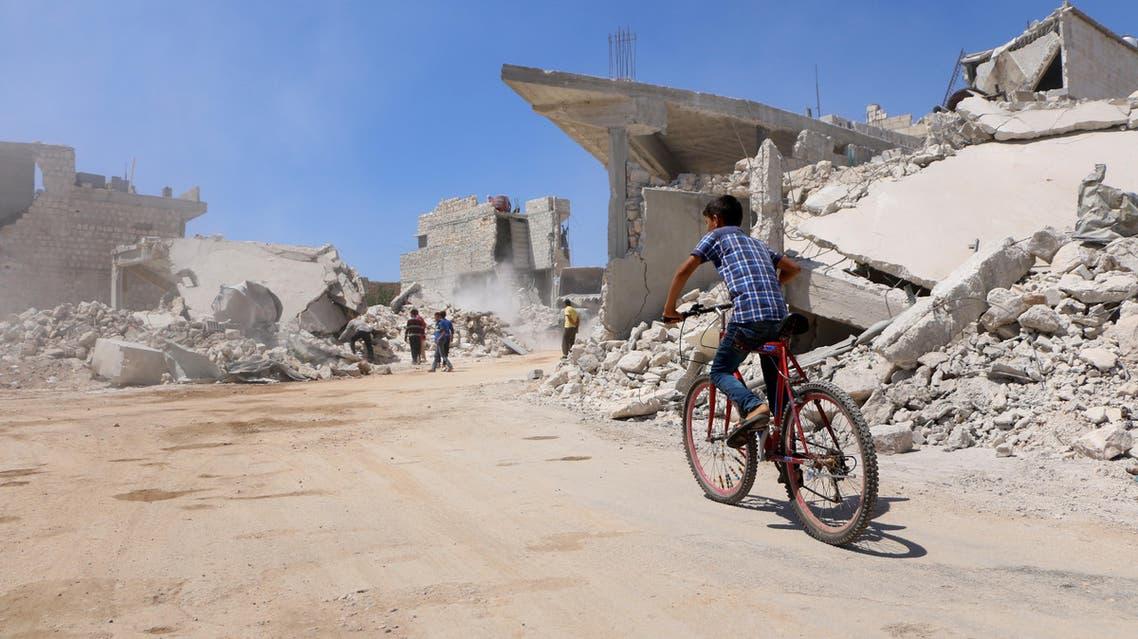 من حلب يوم 11 أغسطس