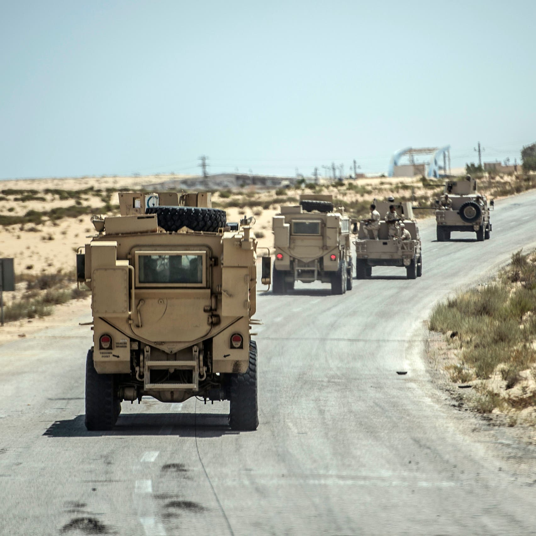 مصر.. كشف هوية مخطوفين ذبحهم مجهولون في سيناء