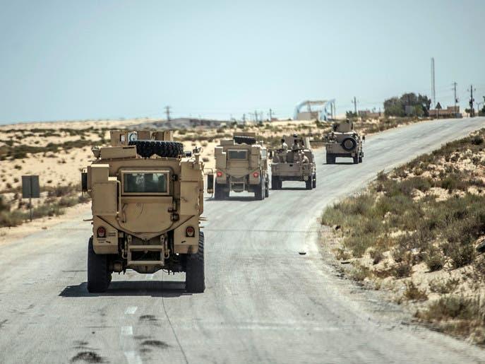 تحطم مروحية قرب شرم الشيخ.. ومقتل 7 من قوات حفط السلام