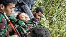 12-year-old boy sole survivor in Indonesia plane crash