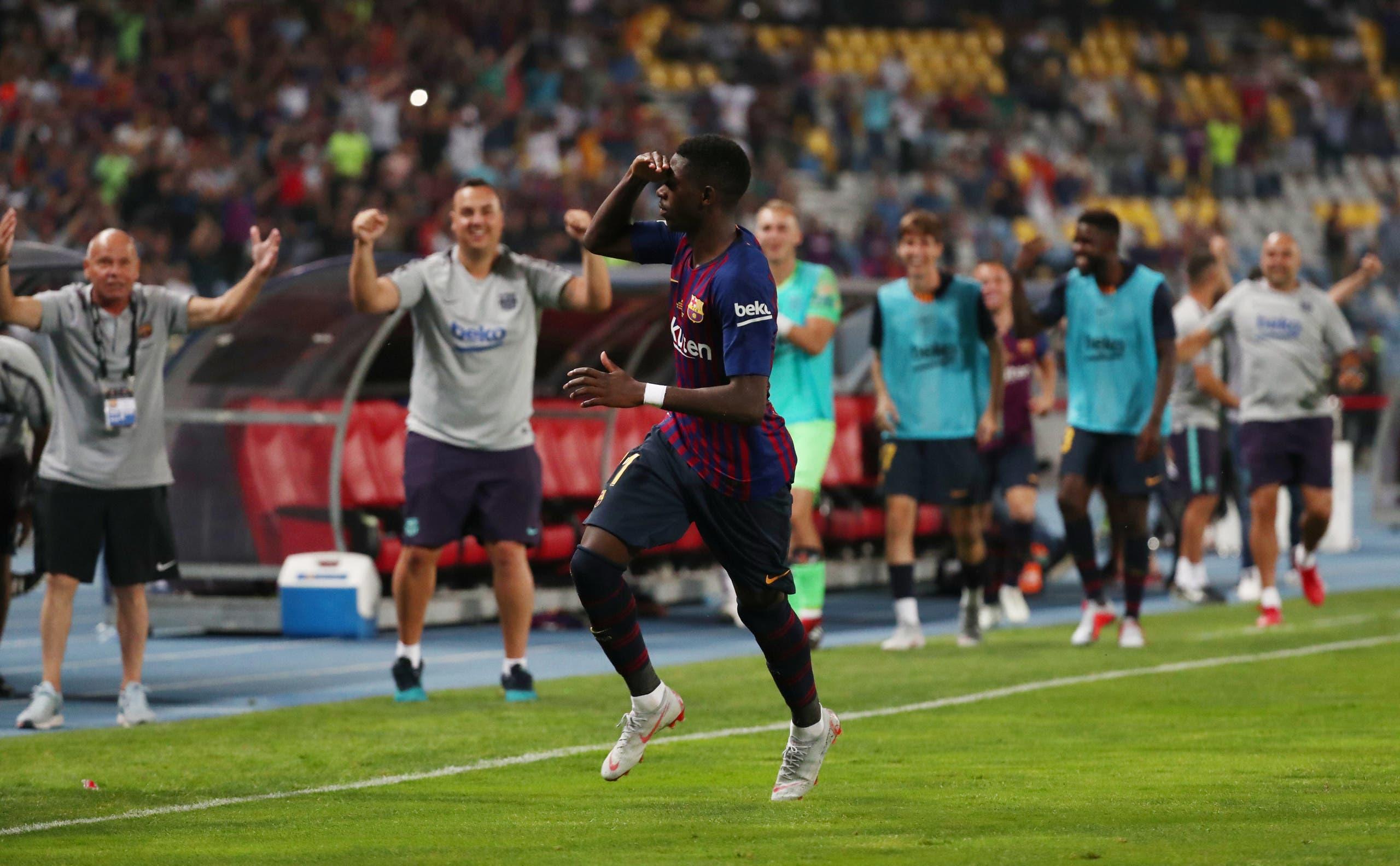 الفرنسي قاد الفريق للتتويج بلقب كأس السوبر الموسم الماضي