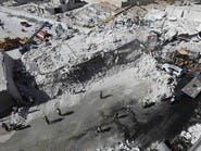 ارتفاع عدد القتلى في انفجار إدلب إلى 69