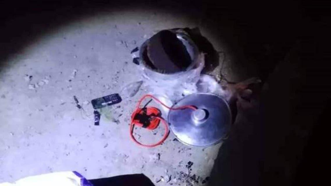 جلوگیری نیروهای امنیتی افغان از وقوع یک انفجار در کابل