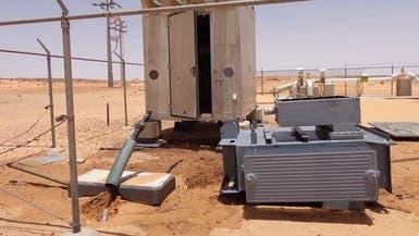 هجوم على حقل مياه في ليبيا.. تخريب ونهب وسرقة