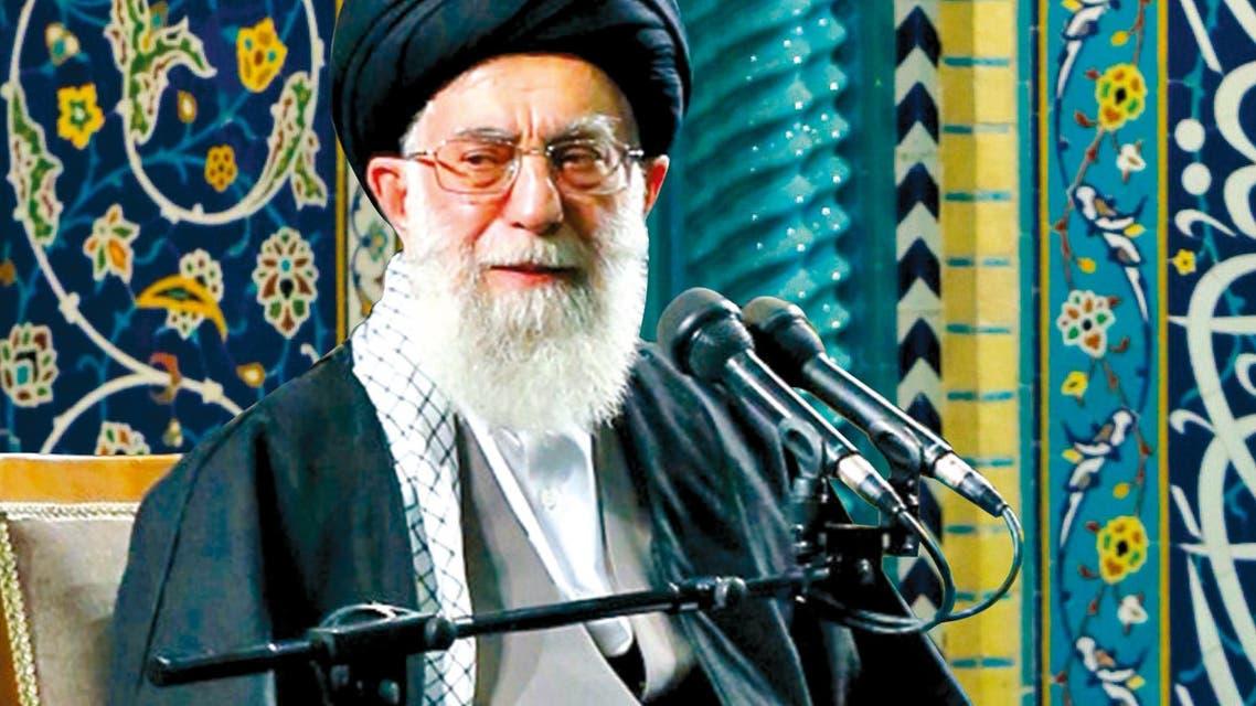 Ayatollah Ali Khamenei, Iran's supreme leader. (AFP)