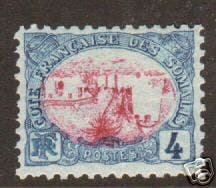 Few of the oldest stamps that are part of his collection include a very rare Somalia Coast stamp issued in 1902. (Supplied)