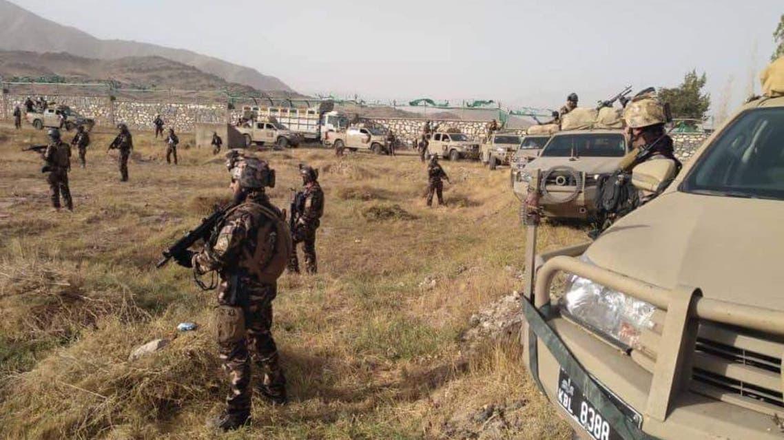 شهر غزنی افغانستان وارد چهارمین روز جنگی شد