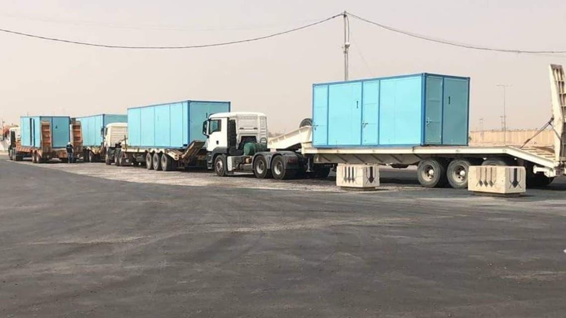 الكويت ترسل محطات لتحلية المياه إلى العراق