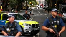 برطانیہ: تیز رفتار گاڑی پارلیمنٹ کی سکیورٹی رکاوٹ سے ٹکرا گئی